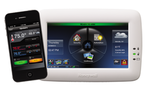 Home Security Monitoring Systems